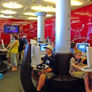 Интернет-кафе Атамановки