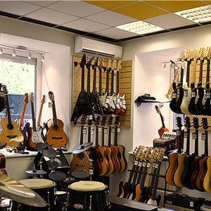 Музыкальные магазины Атамановки