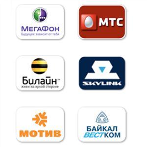 Операторы сотовой связи Атамановки