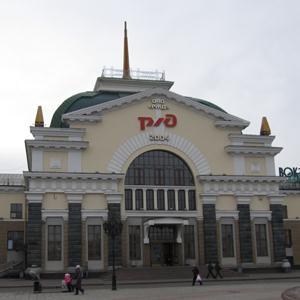 Железнодорожные вокзалы Атамановки