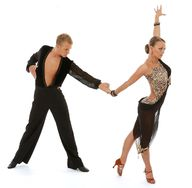 Танцевально-спортивный клуб Geneve - иконка «танцы» в Атамановке