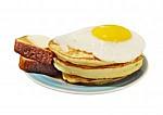Casual bar MIX - иконка «завтрак» в Атамановке